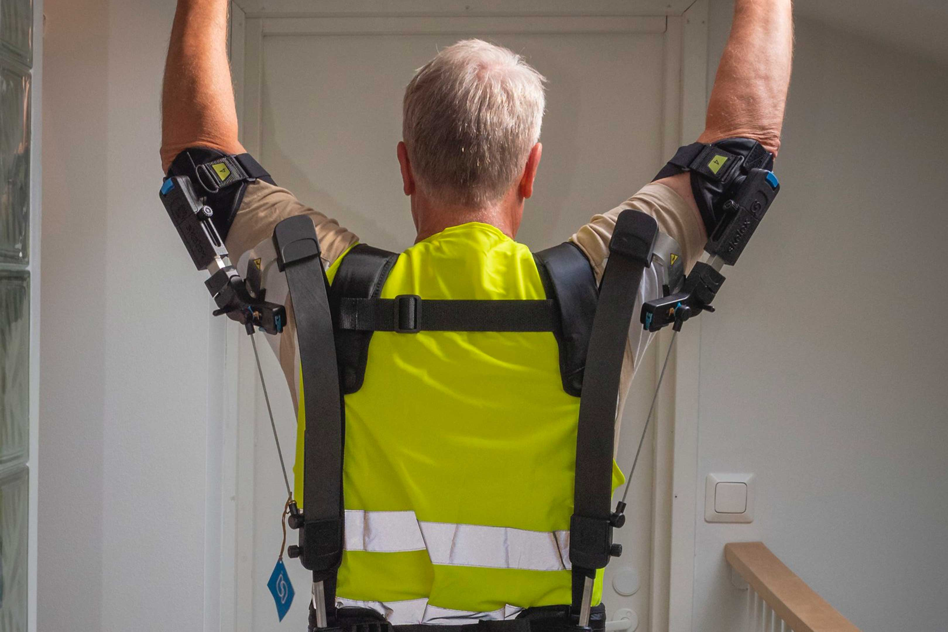 Skelex eksoskeleton - Meditas Oy